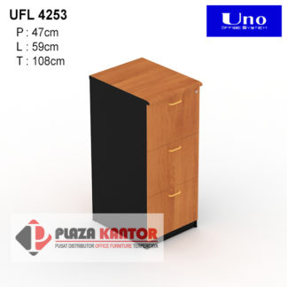 Filing Cabinet Uno Gold UFL 4253