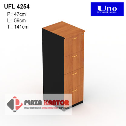 Filing Cabinet Uno Gold UFL 4254