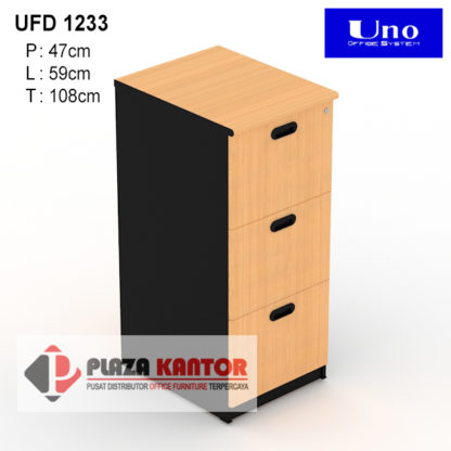 Filing Cabinet Uno UFD 1233