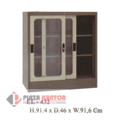 Half Height Cupboard sliding glass EL 432