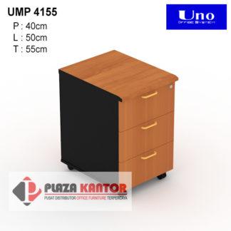 Laci Meja Roda Uno Gold UMP 4155