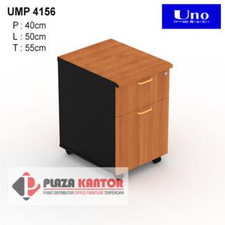 Laci Meja Roda Uno Gold UMP 4156