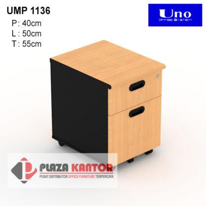 Laci Meja Roda Uno UMP 1136