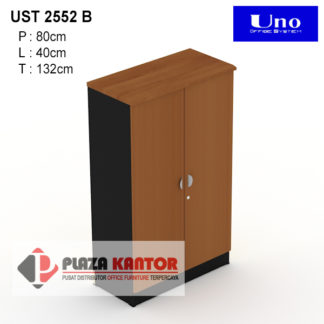 Lemari Arsip Uno Platinum UST 2552 B