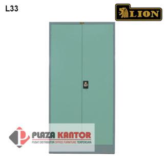 Lion Cupboard Kantor Lemari Arsip L33