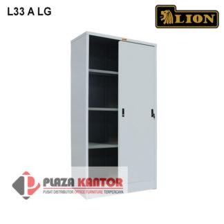 Lion Cupboard Kantor Lemari Arsip L33 A LG dalam