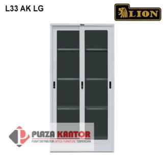 Lion Cupboard Kantor Lemari Arsip L33 AK LG