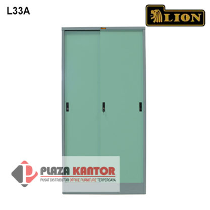Lion Cupboard Kantor Lemari Arsip L33A