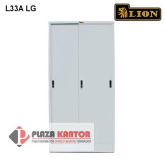 Lion Cupboard Kantor Lemari Arsip L33A LG