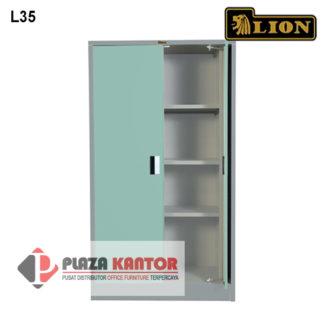 Lion Cupboard Kantor Lemari Arsip L35