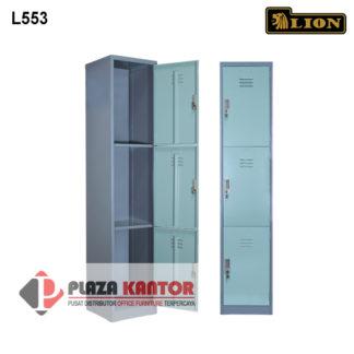 Locker Lion Loker Kerja L553