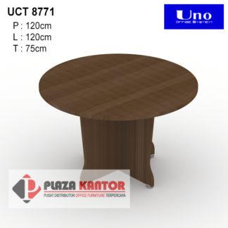 Meja Kantor Bulat UCT 8771