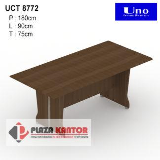 Meja Kantor Uno LAvender UCT 8772