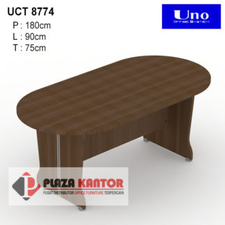 Meja Kantor Uno LAvender UCT 8774
