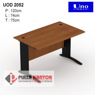 Meja Kantor Uno Platinum UOD 2052