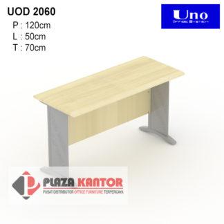 Meja Kantor Uno Platinum UOD 2060
