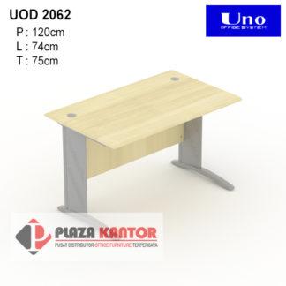 Meja Kantor Uno Platinum UOD 2062