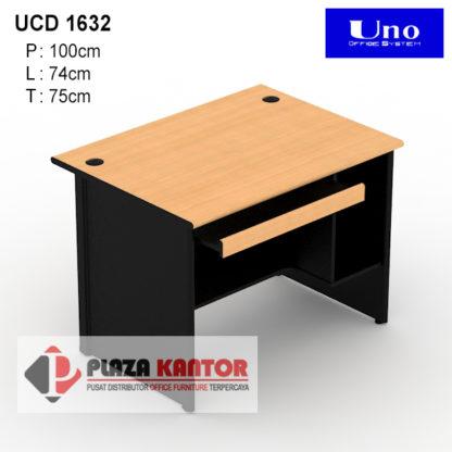 Meja Kantor Uno UCD 1632