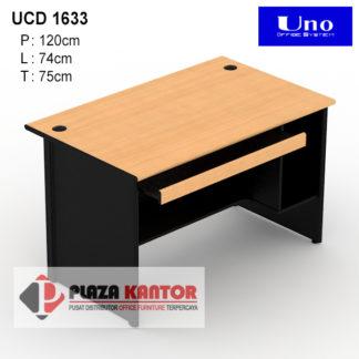 Meja Kantor Uno UCD 1633