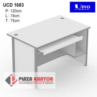 Meja Kantor Uno UCD 1683