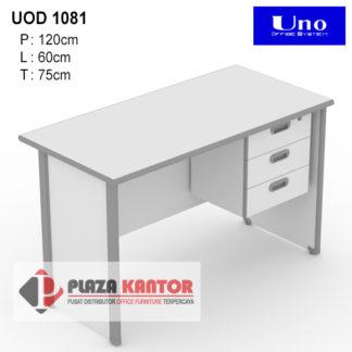 Meja Kantor Uno UOD 1081
