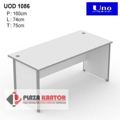 Meja Kantor Uno UOD 1086