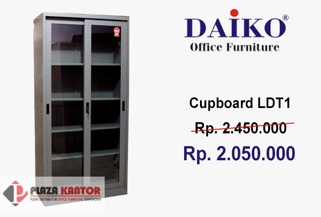 Cupboard Daiko LDT1 Harga Murah