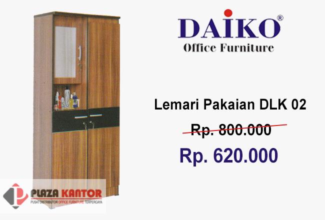 Lemari Pakaian Daiko DLK 02